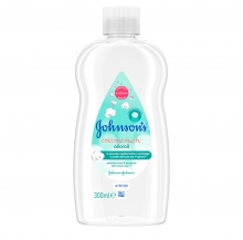 JOHNSON'S® Cottontouch™ Olio