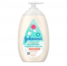 JOHNSON'S® Cottontouch™ Crema Liquida Viso e Corpo