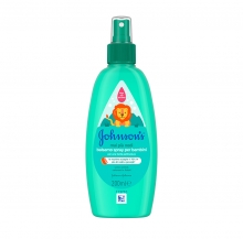 JOHNSON'S® Mai Più Nodi Balsamo Spray per Bambini