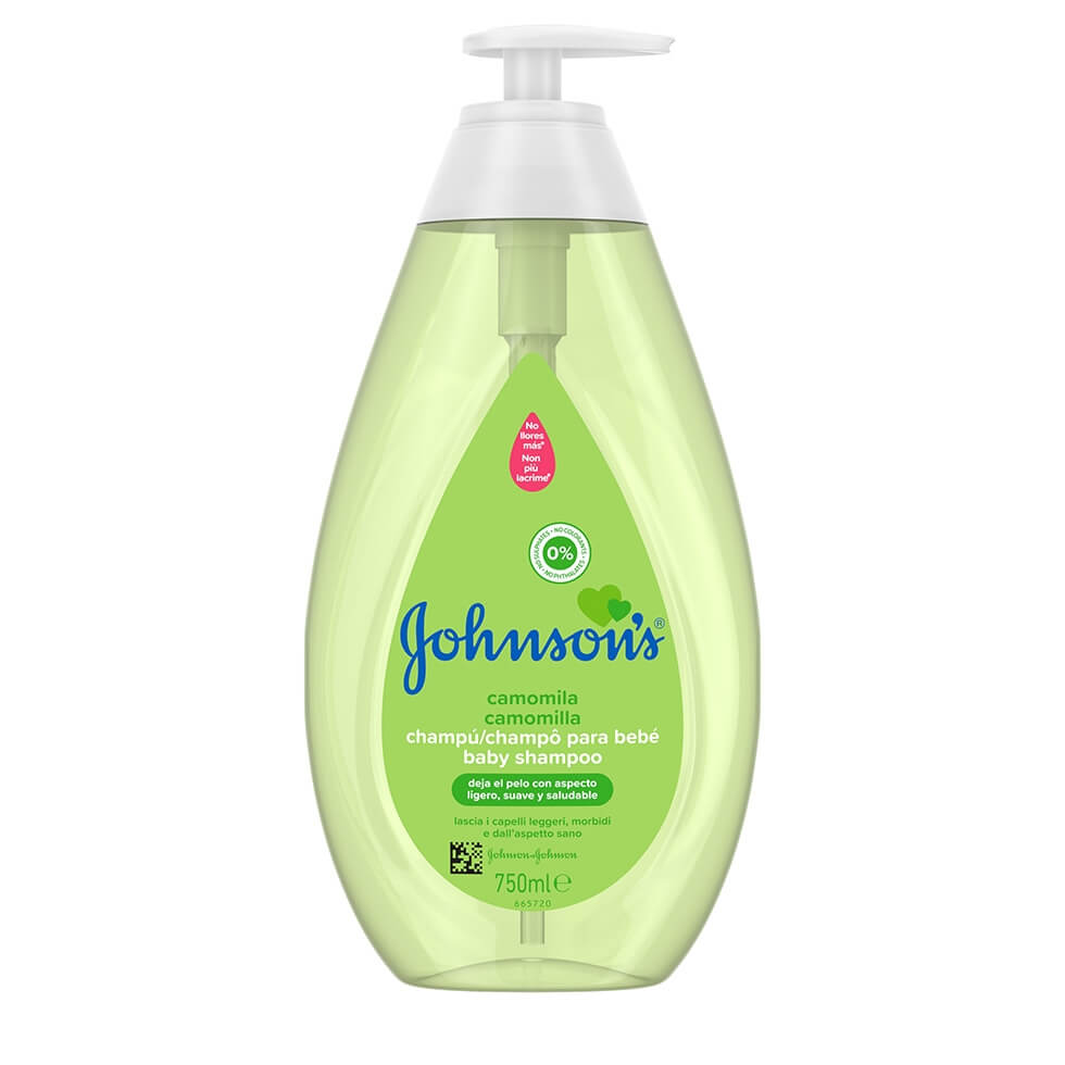 Camomilla Baby Shampoo