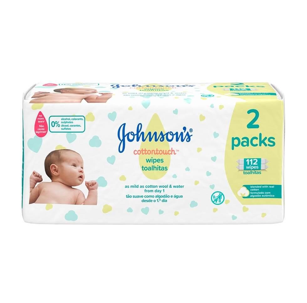 JOHNSON'S® Cottontouch™ Baby Salviettine
