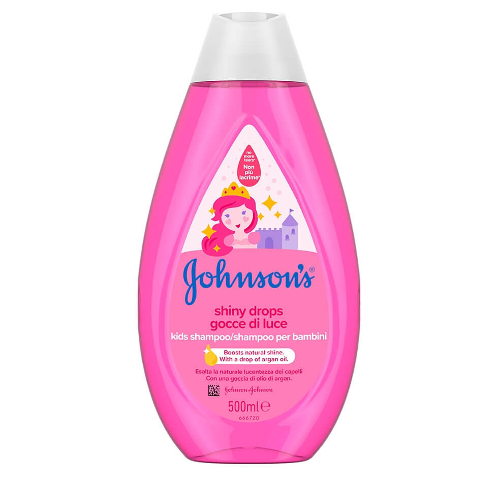 JOHNSON'S® Gocce di Luce Shampoo per Bambini
