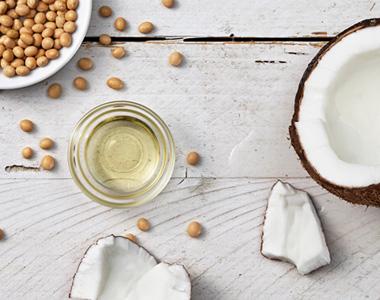 Ingredienti olio cocco
